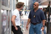 Liam Hemsworth, Dwayne Johnson