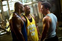 Dwayne Johnson, Mark Wahlberg, Anthony Mackie