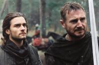 Orlando Bloom, Liam Neeson